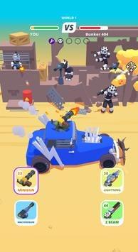 沙漠骑士破解版图3