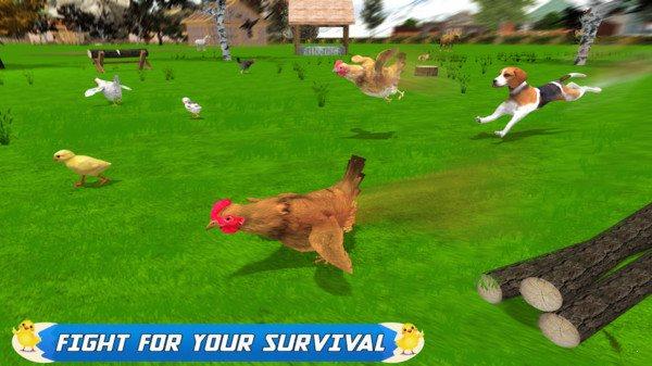 母鸡模拟器图2