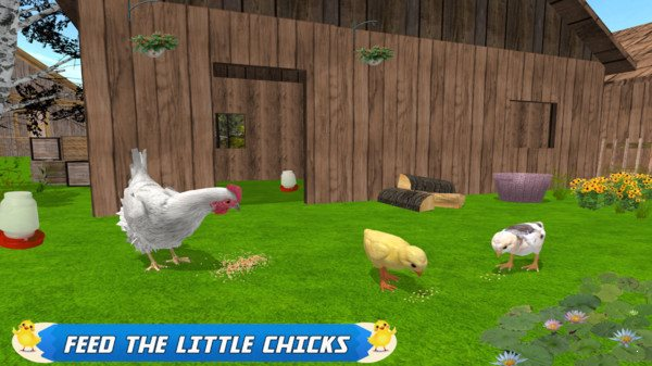 母鸡模拟器图1