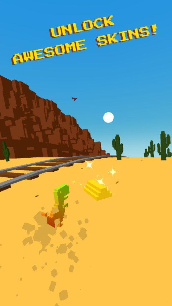 恐龙穿越沙漠图3