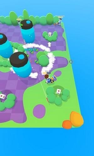 爆炸之地3D图1