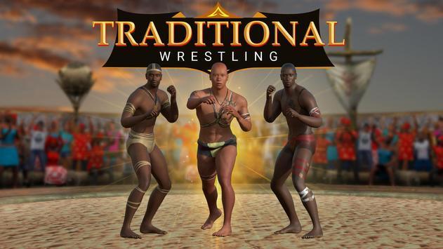 传统摔跤图2