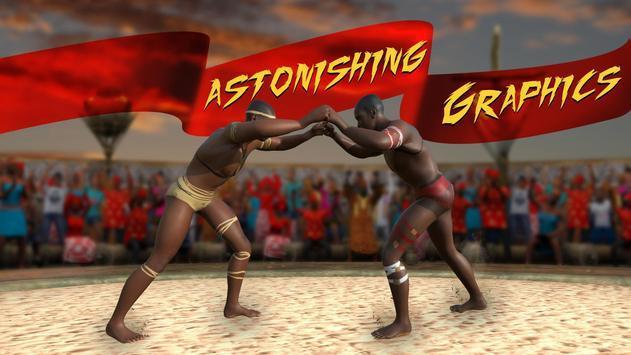 传统摔跤图1