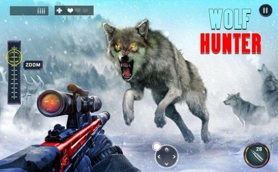 狼群狩猎模拟器图3