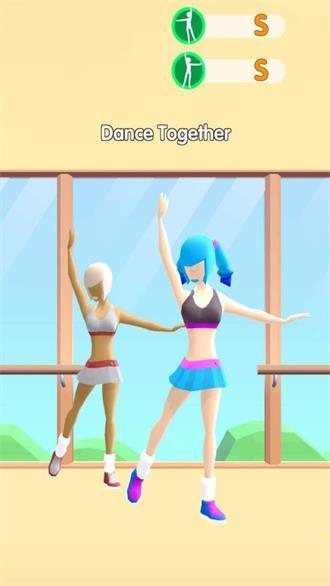 跳舞少女图1