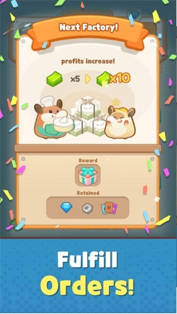 仓鼠蛋糕工厂图3