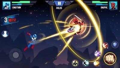 超级火柴人英雄大战