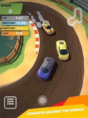 赛车冲突图1