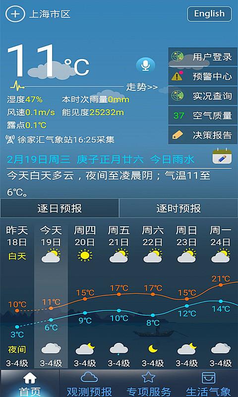 上海知天气图2