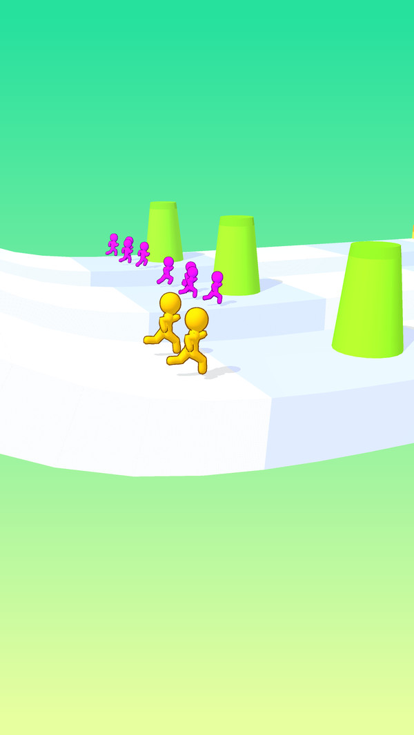 障碍赛跑图2