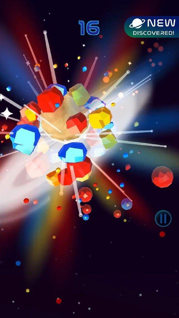 彩色彗星图3