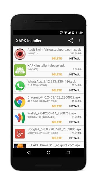 Xapk安装器图1