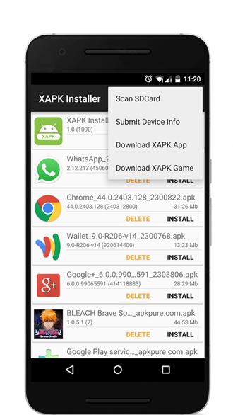 Xapk安装器图2