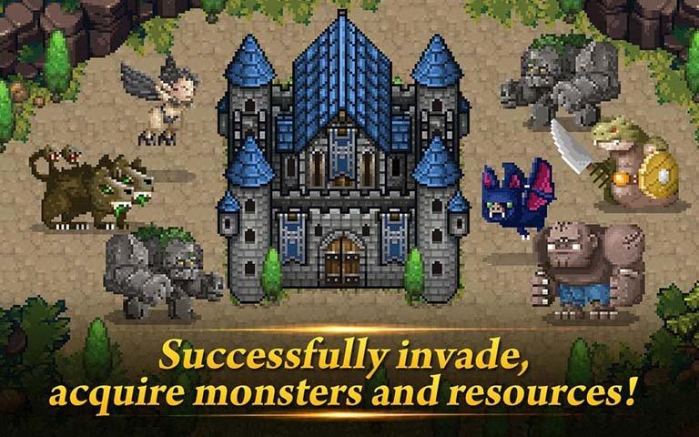 怪物门无限钻石版图3