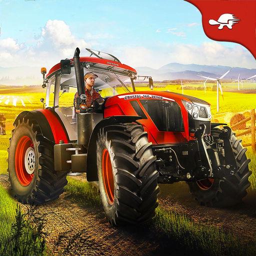 真正的农场模拟器拖拉机19