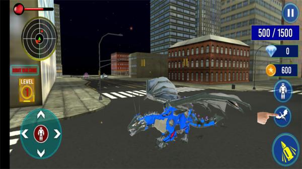 怪物卡车机器人图1
