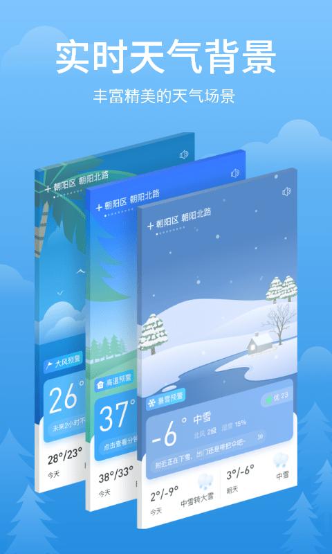 简单天气图5