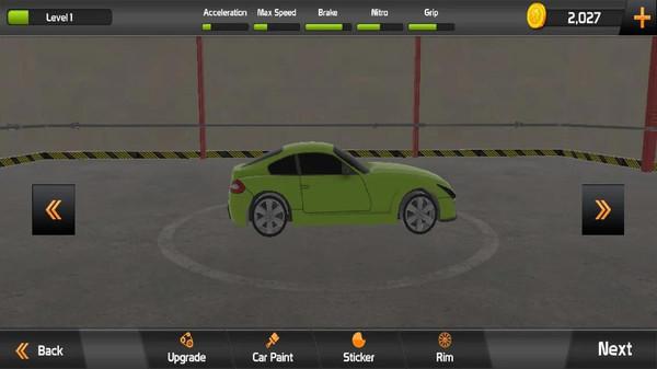 复古赛车游戏图3