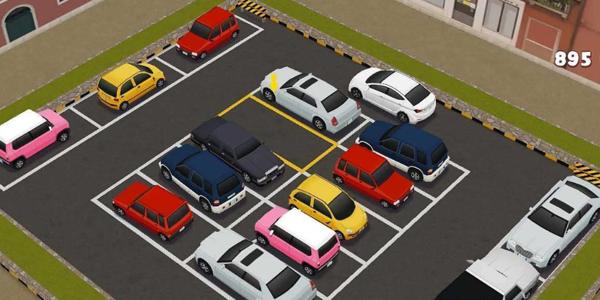 关于停车的手机游戏