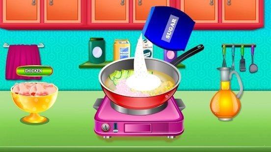 烹饪超级糖醋鸡图3