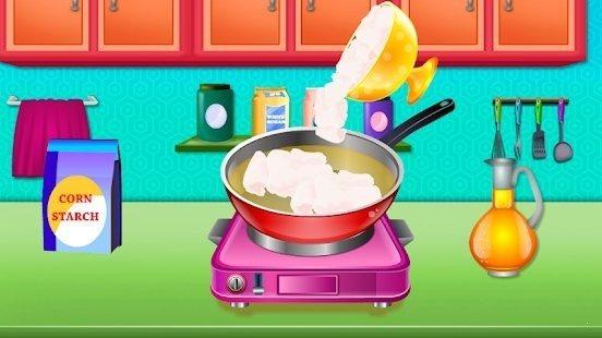烹饪超级糖醋鸡图2