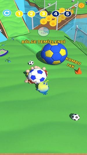 疯狂小鸡足球图1