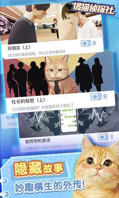 橘猫侦探社破解版图3
