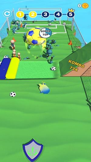 疯狂小鸡足球图3