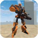 钢铁机器人英雄