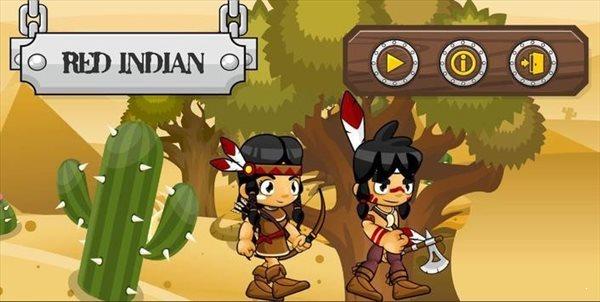 红印第安人图1