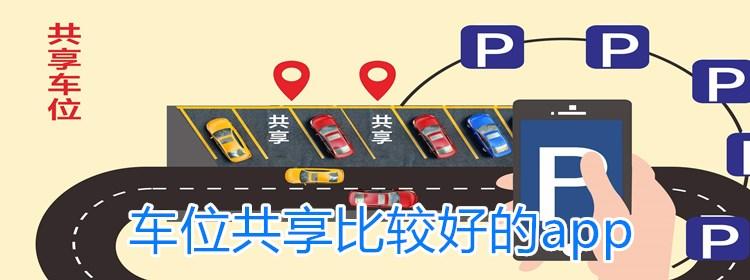 车位共享比较好的app