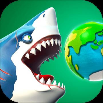 饥饿鲨世界破解版无限钻石金币