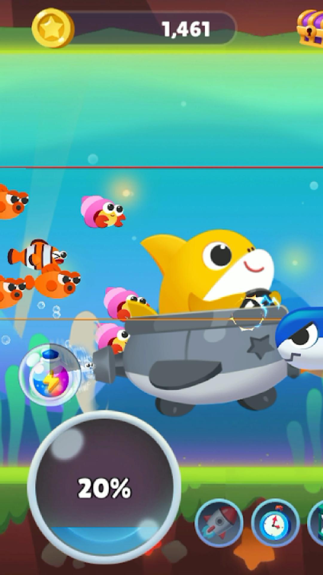 幼鲨逃亡中文版图2