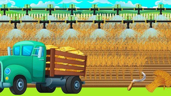 乡村农场比赛图2