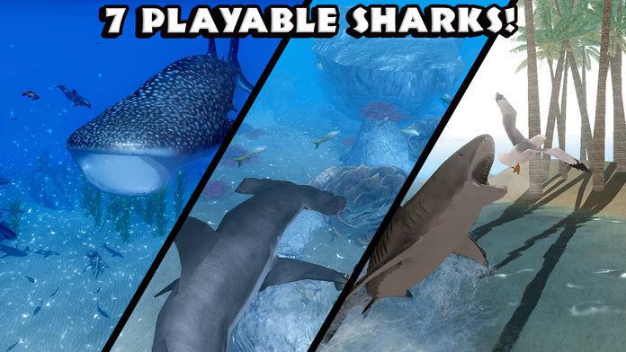 究极鲨鱼模拟器全部鲨鱼解锁图3