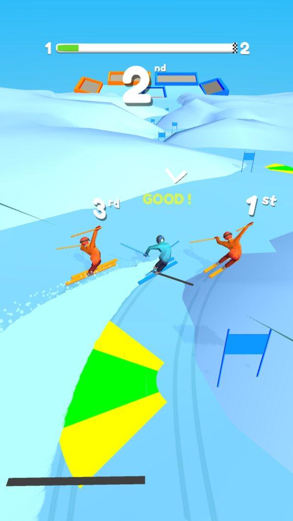冬季运动会3D图1
