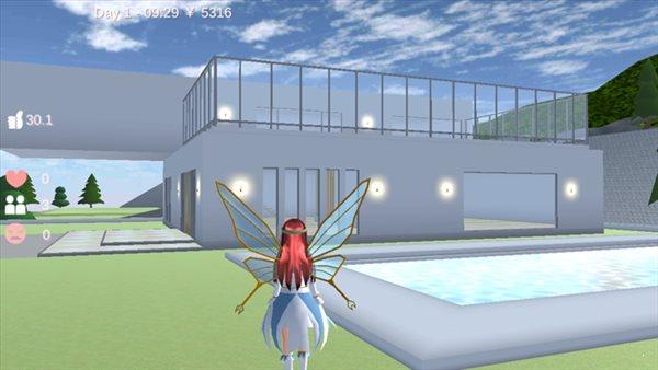 樱花校园模拟器12月22日更新圣诞节版图4