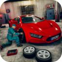 汽车维修工模拟器
