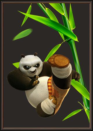 功夫熊猫冰雪上线9999999999元宝