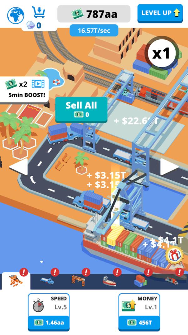 放置港口大亨图2
