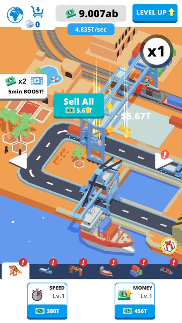 放置港口大亨图1