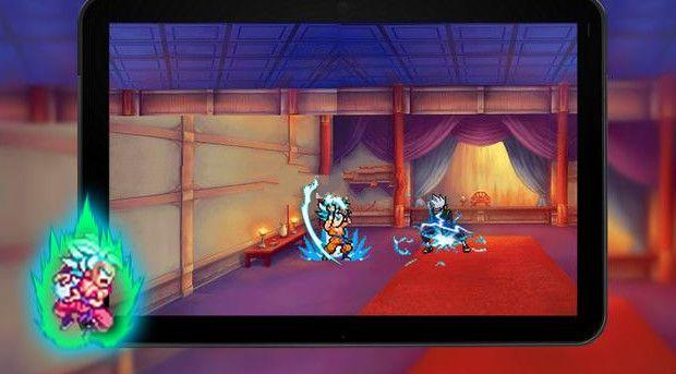 动漫大战龙珠vs火影图3