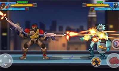 超级机器人英雄图2