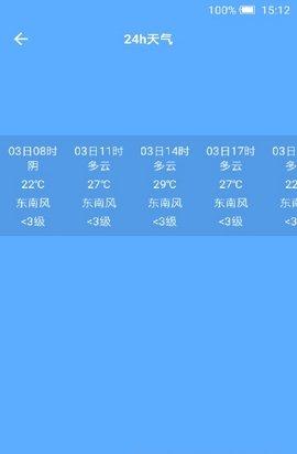 Q天气图1