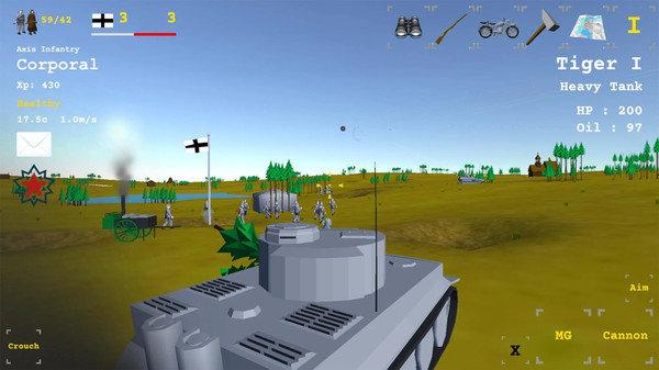 战地东线游戏图1