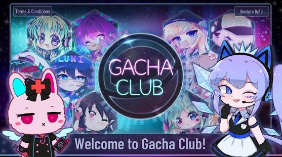 Gacha Club手机版图1