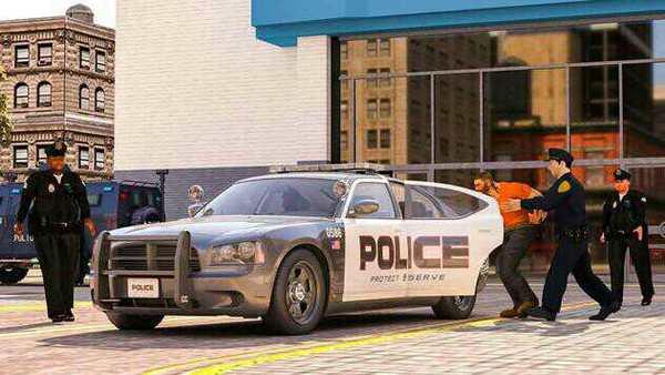 虚拟警察模拟器警察与强盗图1