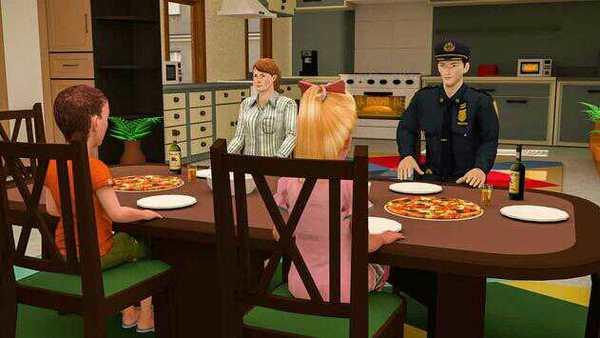 虚拟警察模拟器警察与强盗图3