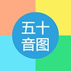 日语50音图