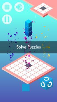 阴影3D方块拼图游戏图2